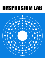 Dysprosium logo